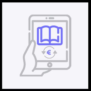 icone euro boucle ebook revenu passif