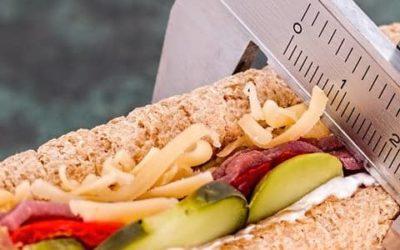 Preparation repas musculation et perte de gras