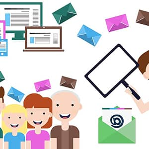 mail marketing automatisation de mail scenario